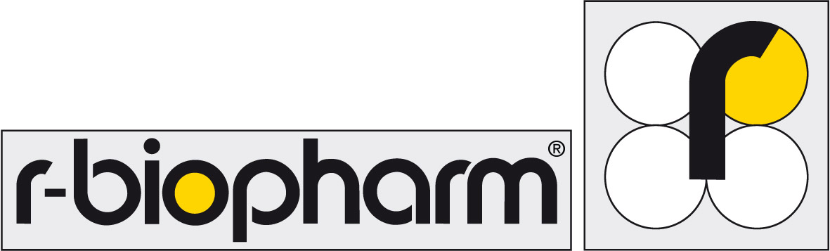Логотип R-Biopharm AG (Германия)