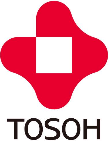 Логотип Tosoh Corporation (Япония)