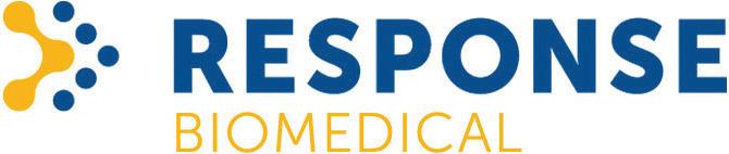 Логотип Response Biomedical Corporation (Канада)
