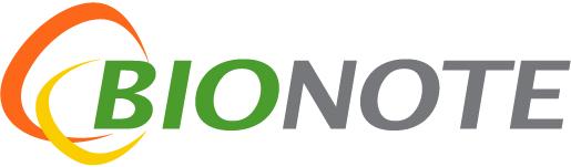 Логотип Bionote (Корея)