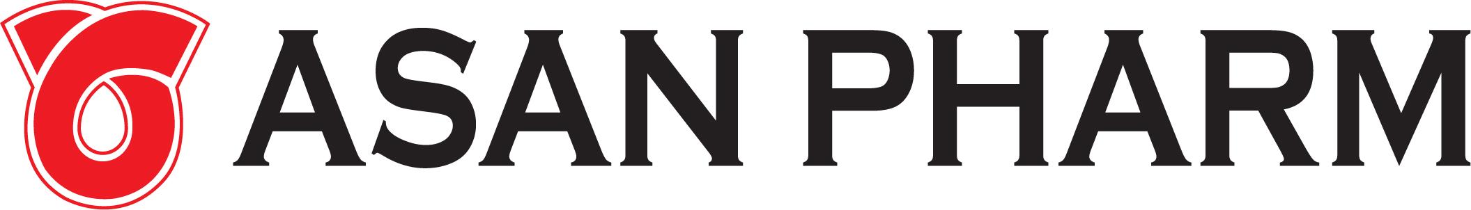 Логотип Asan Pharm. Co., Ltd. (Корея)